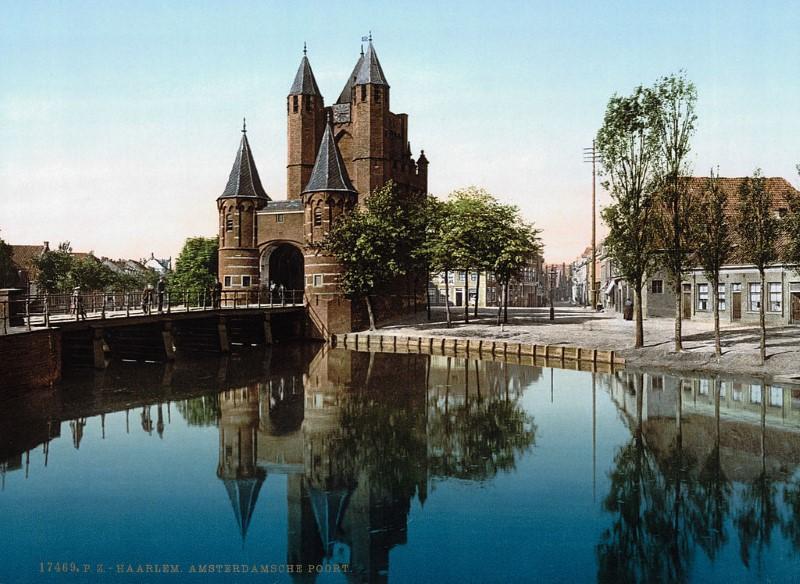 Amsterdamse Poort (Spaarnwouderpoor)
