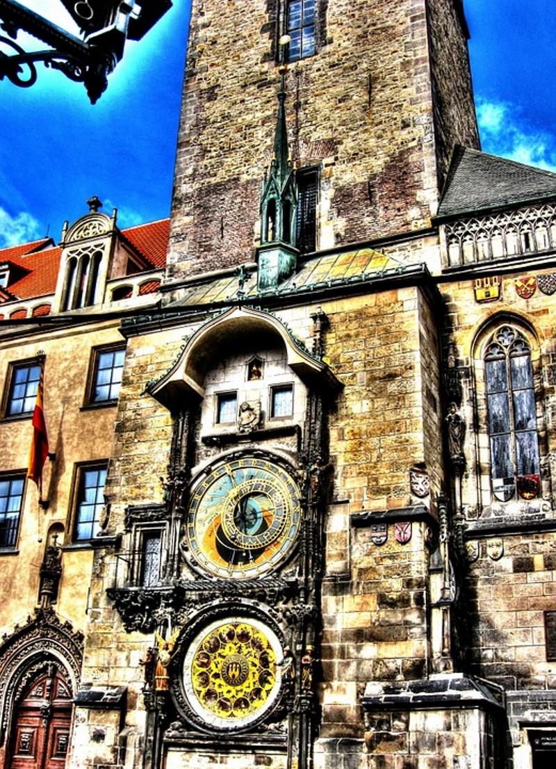 Astronomisch uurwerk van Praag2