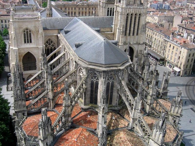 Bordeaux Cathedrale