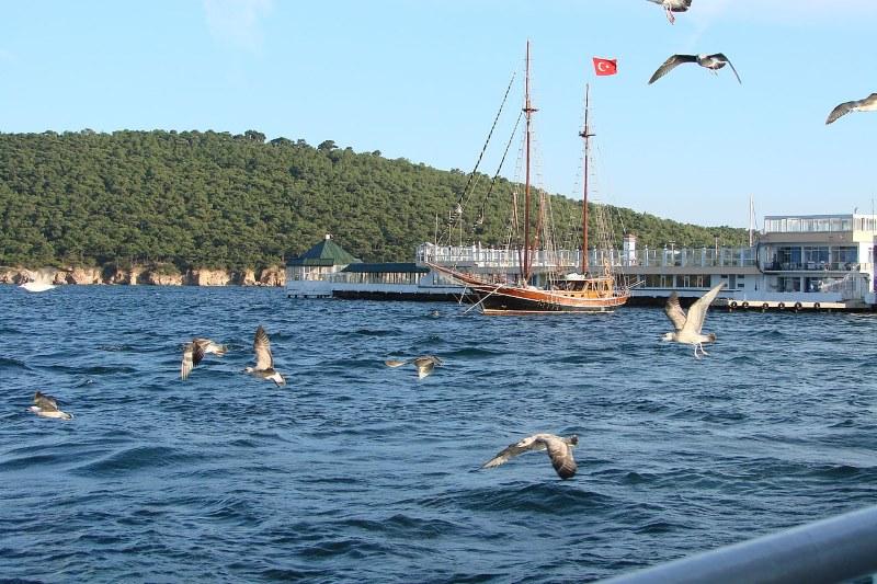 Bosporus en Prinseneilanden