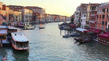 Top 10 Bezienswaardigheden in Venetië