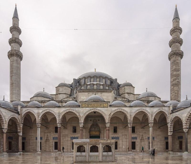 Moskee van Süleyman