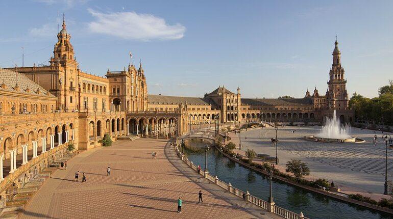 Plaza de Espaṅa