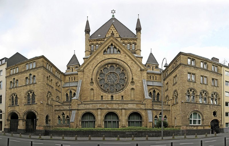 Synagoge Roonstraße