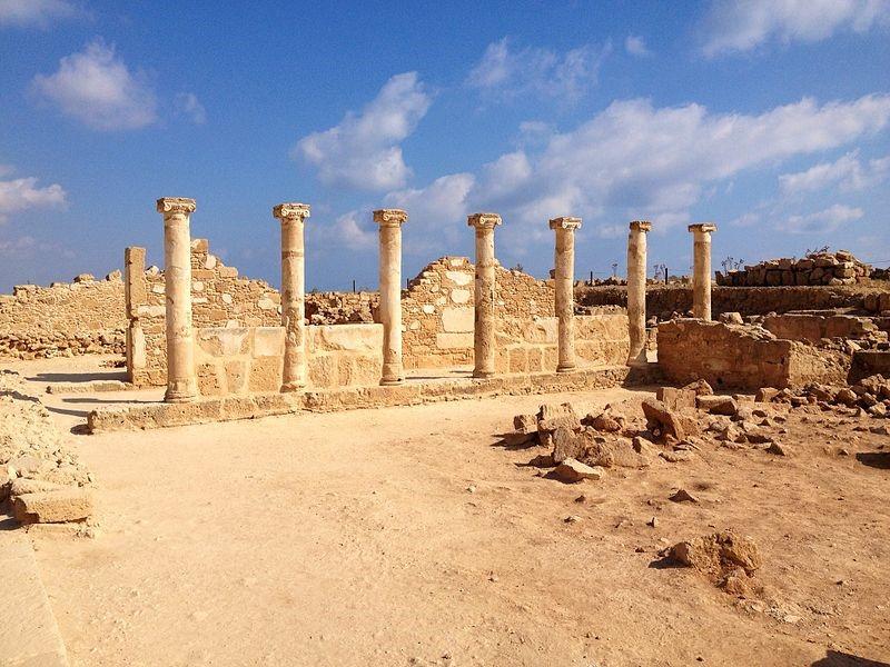 archeologische site 3