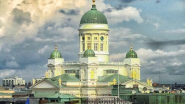 Top 10 bezienswaardigheden in Helsinki