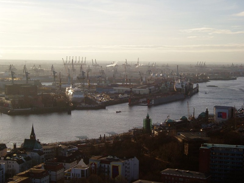 hamburg haven
