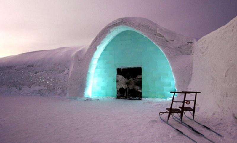 ijsthotel