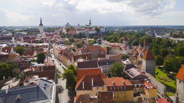 Top 10 Bezienswaardigheden in Tallinn