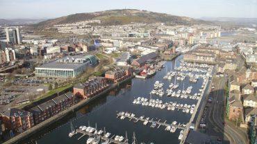 Top 10 Bezienswaardigheden in Swansea