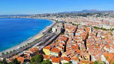Top 10 bezienswaardigheden in Nice