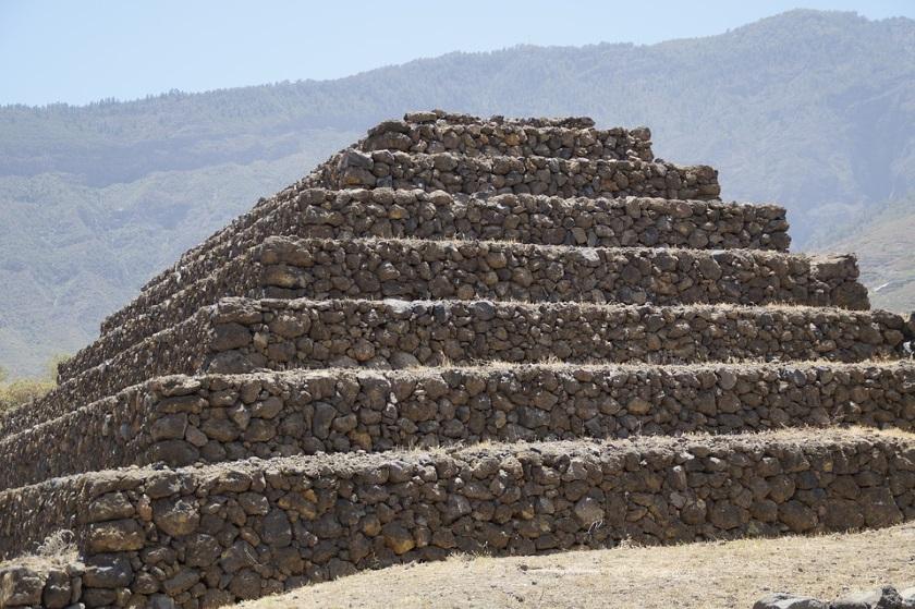 Güímar piramides