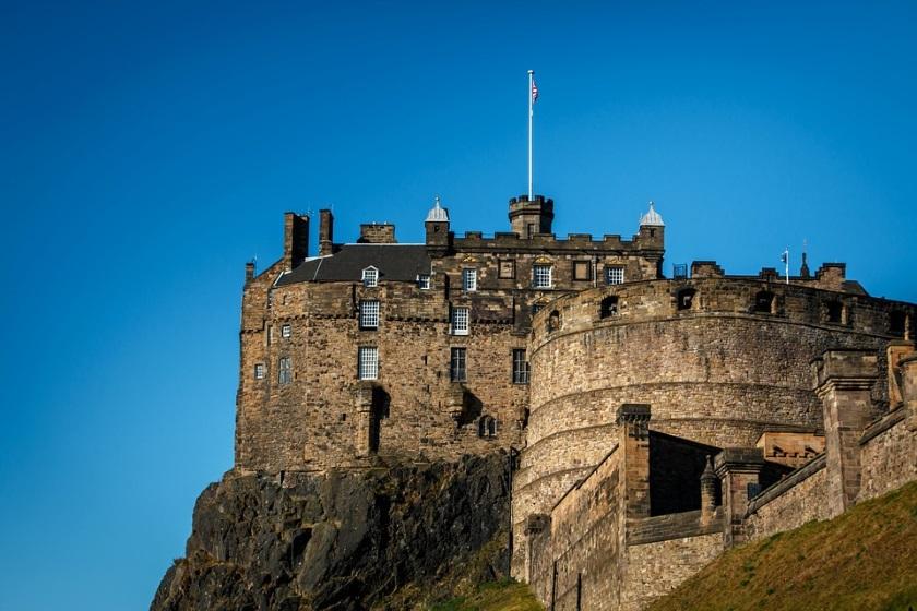 kasteel edinburgh