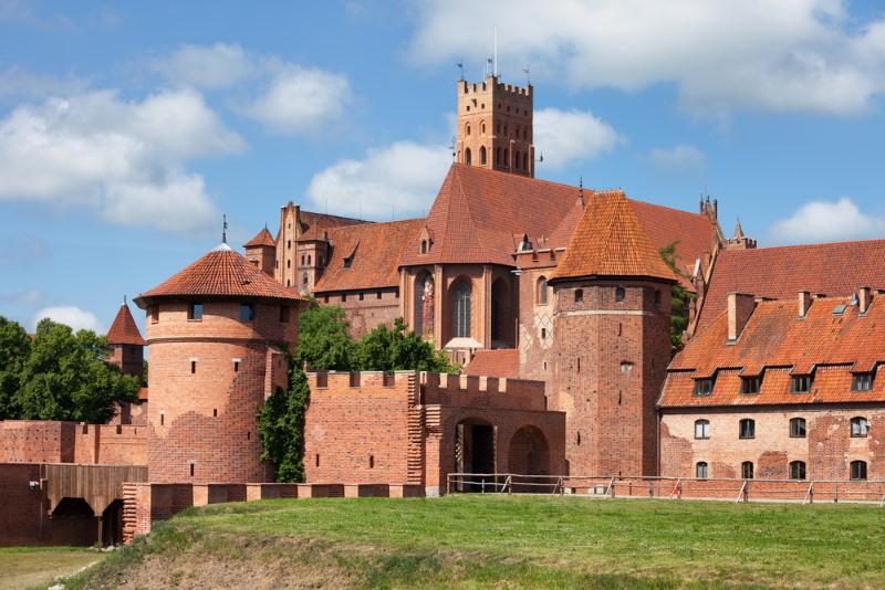 malbork kasteel polen 2