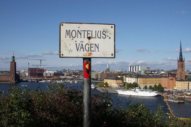 Monteliusvägen