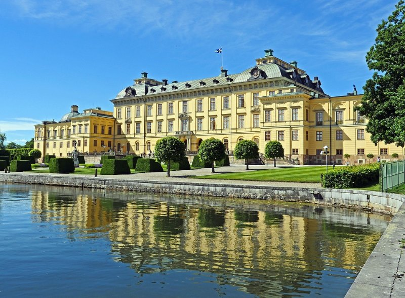 stockholm paleis