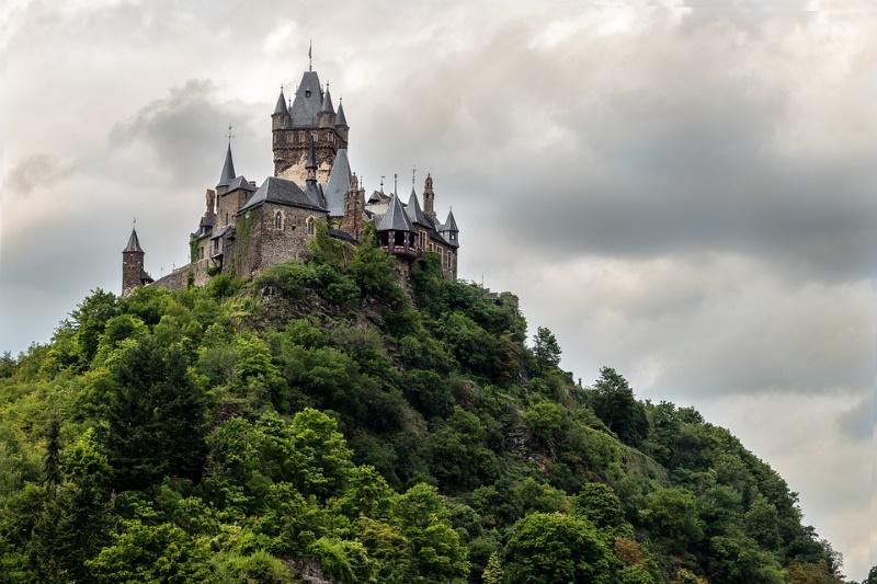 Cochem kasteel duitsland