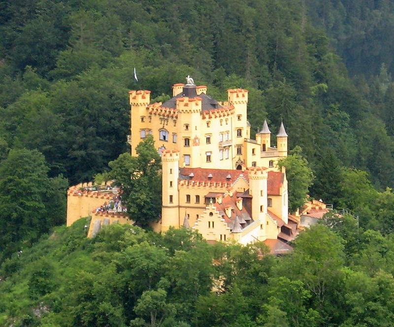 Hohenschwangau kasteel