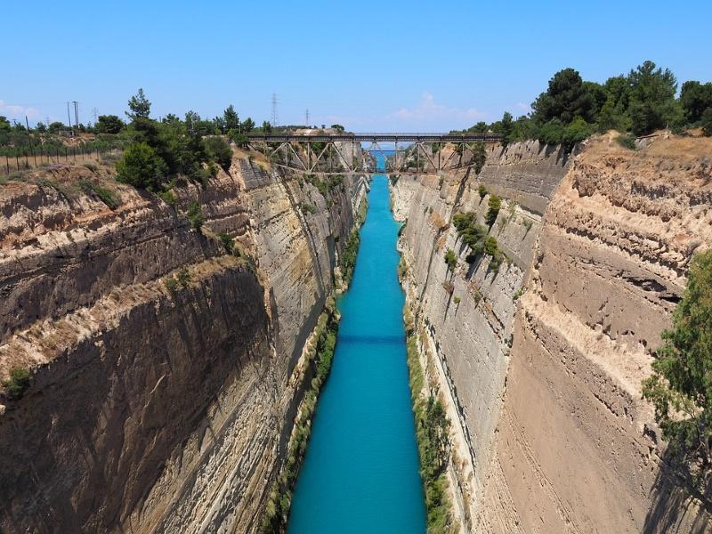 Korinthe kanaal