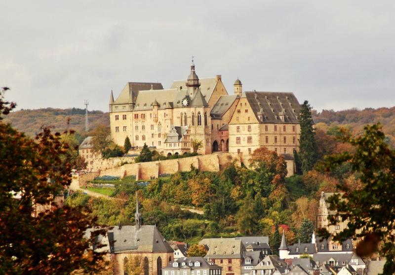 Marburg kasteel