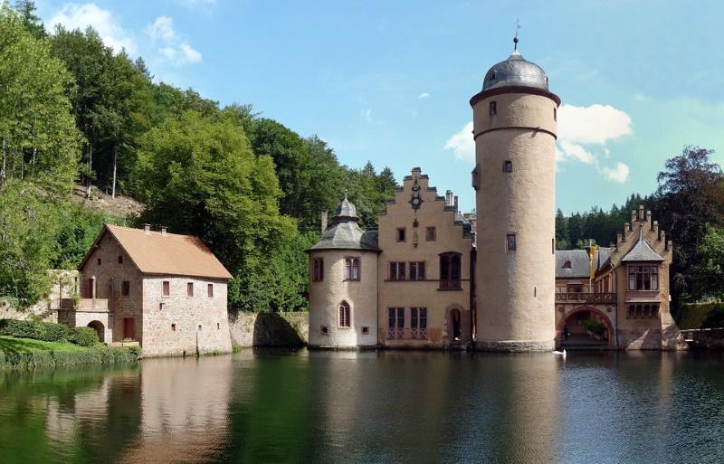 Mespelbrunn kasteel