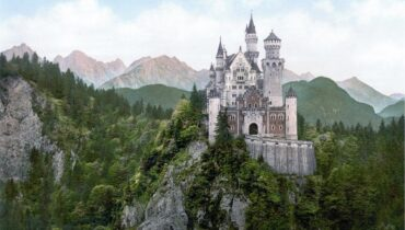Neuschwanstein mooiste kasteel van duitsland
