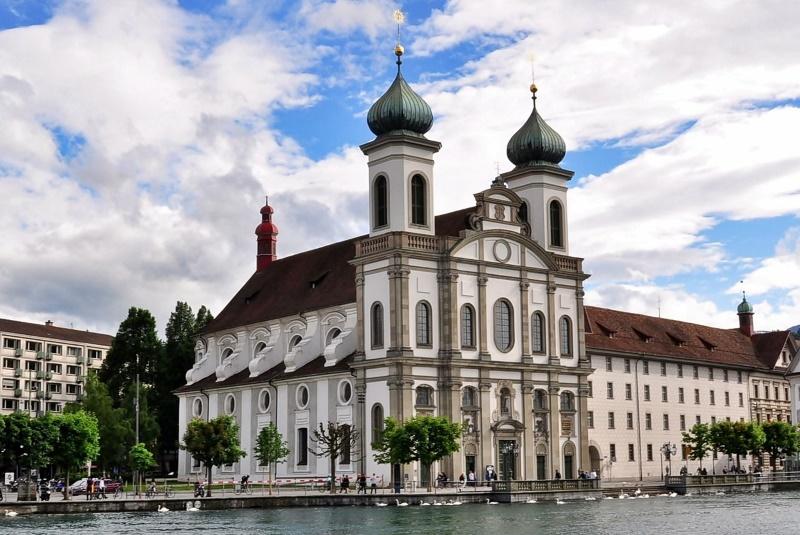 jesuit luzern kerk