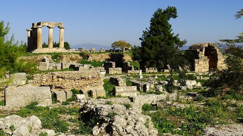 korinthe historisch