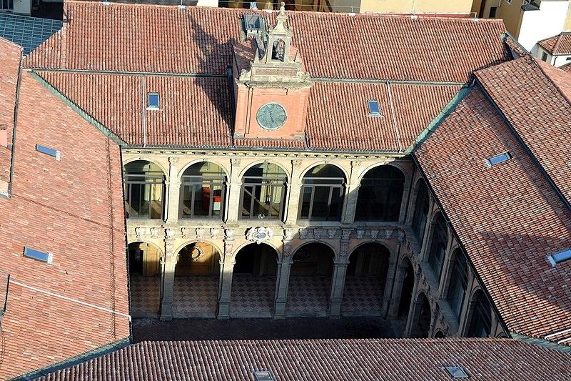 Archiginnasio of Bologna2