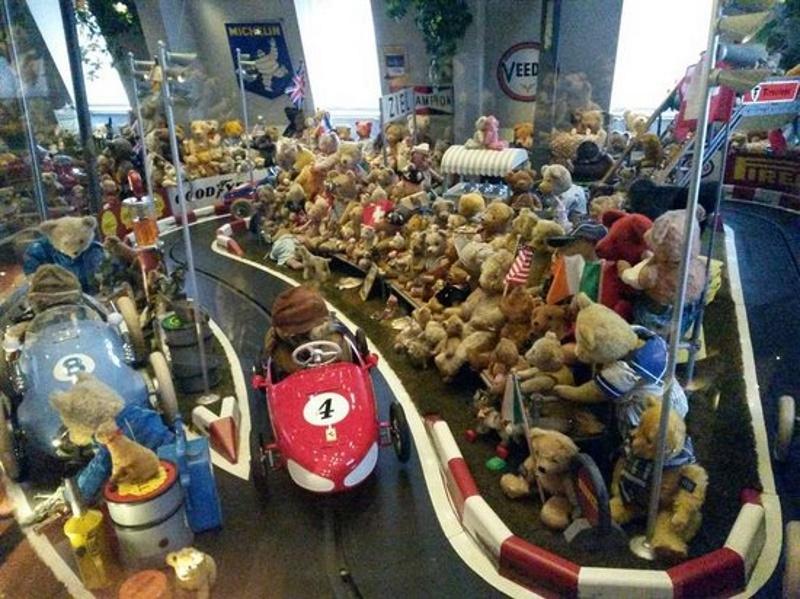 Das Spielzeug Welten Museum Basel