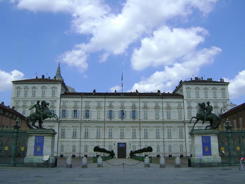 palazzo reale turijn