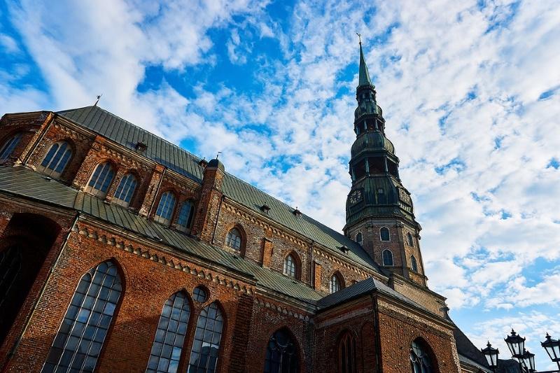 riga st pieterskerk