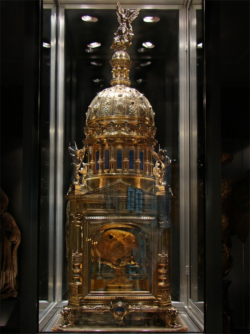 schedel van bisschop aubert