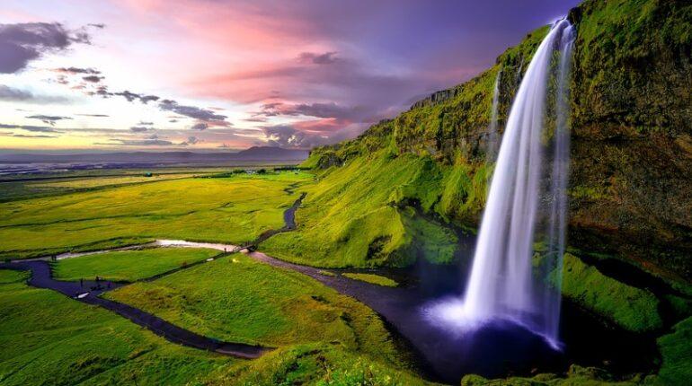 watervallen ijsland2