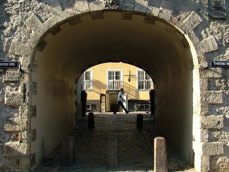 zweedse poort