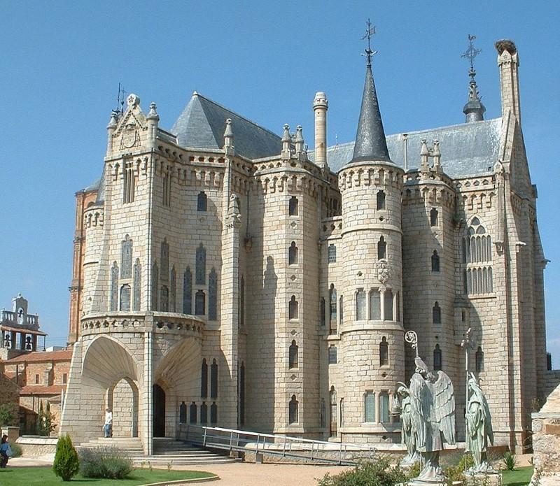 Bisschoppelijk paleis van Astorga