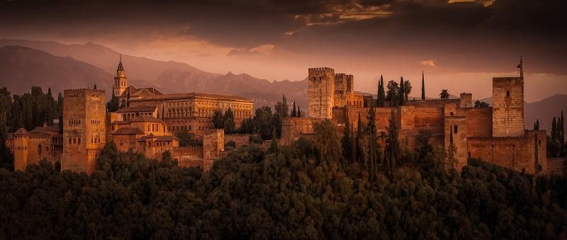 Alhambra verbouwd