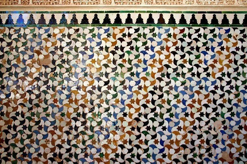 alhambra muren