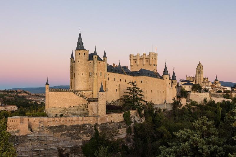 Alcázar van Segovia