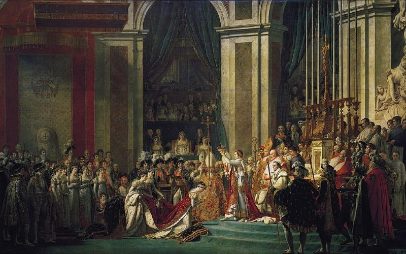 Kroning van Napoleon