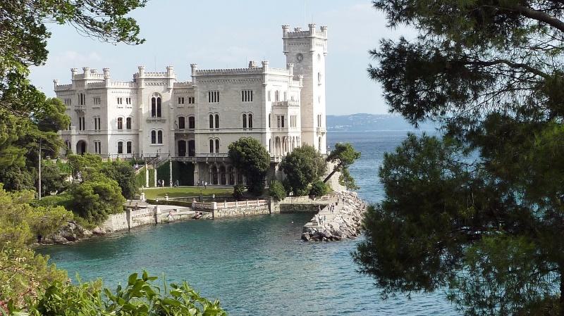 Miramare kasteel