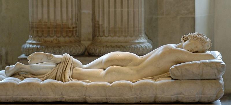 Slapende Hermaphrodite