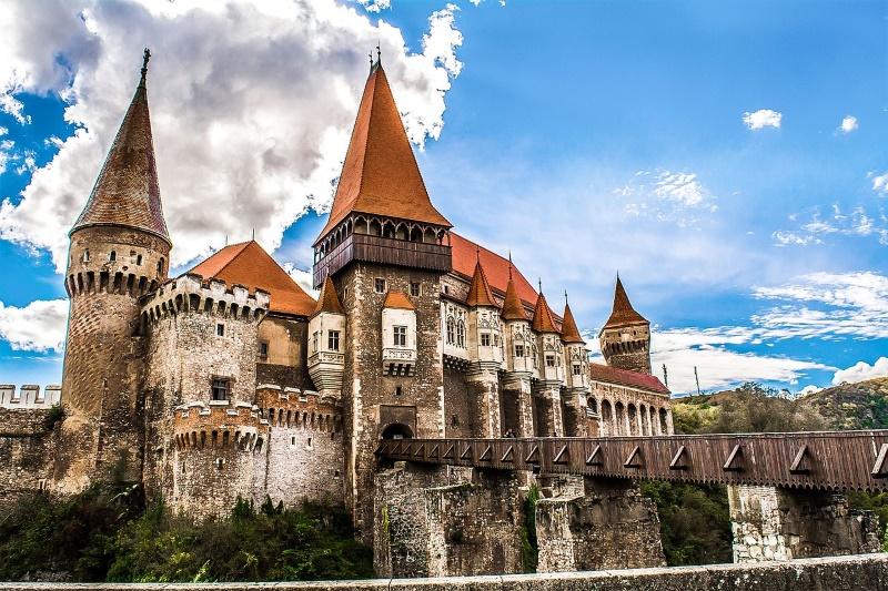 kasteel Hunedoara