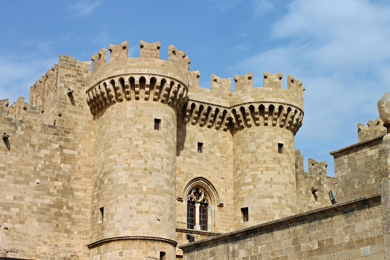 kasteel rhodos