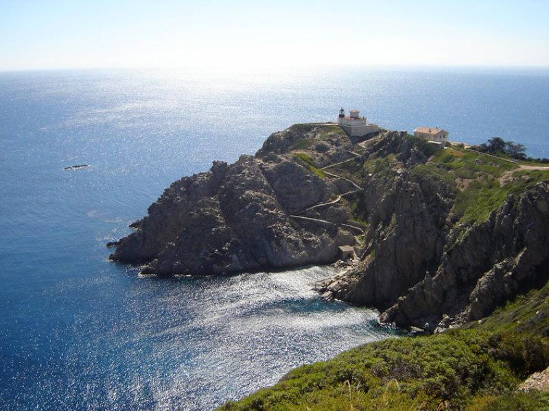Île du Levant Frankrijk