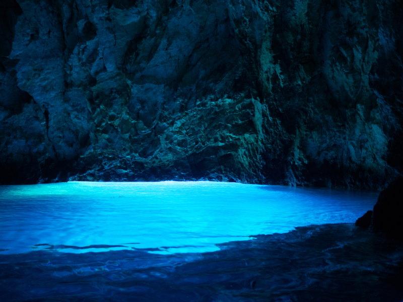 Bisevo blauwe grot