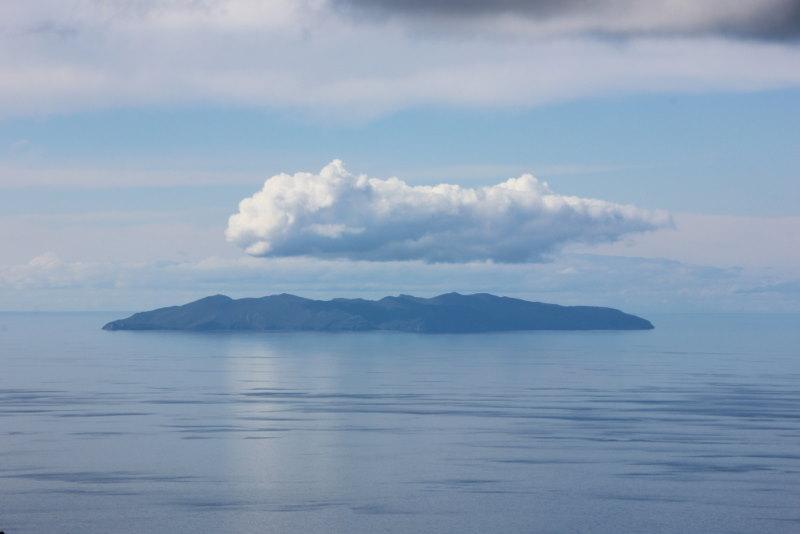 Capraia klein italiaans eiland