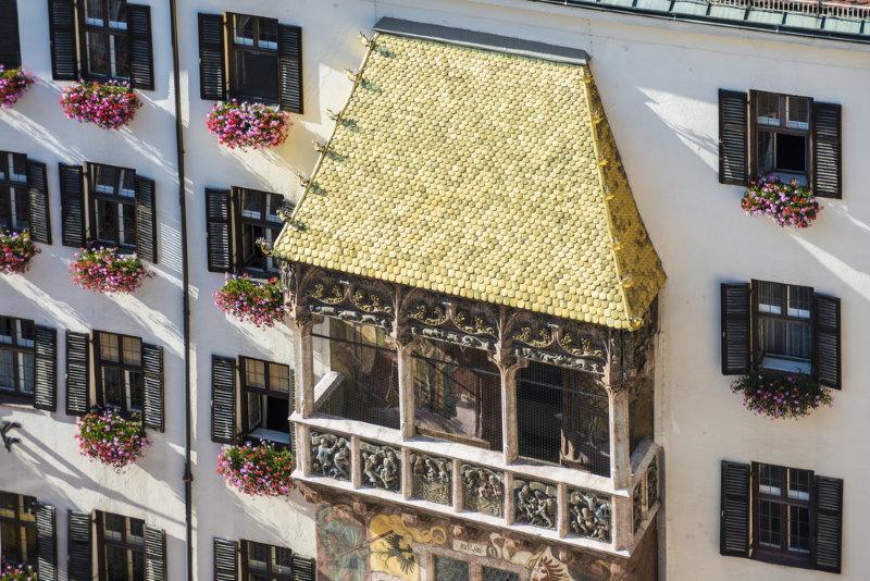Goldenes Dachl 2