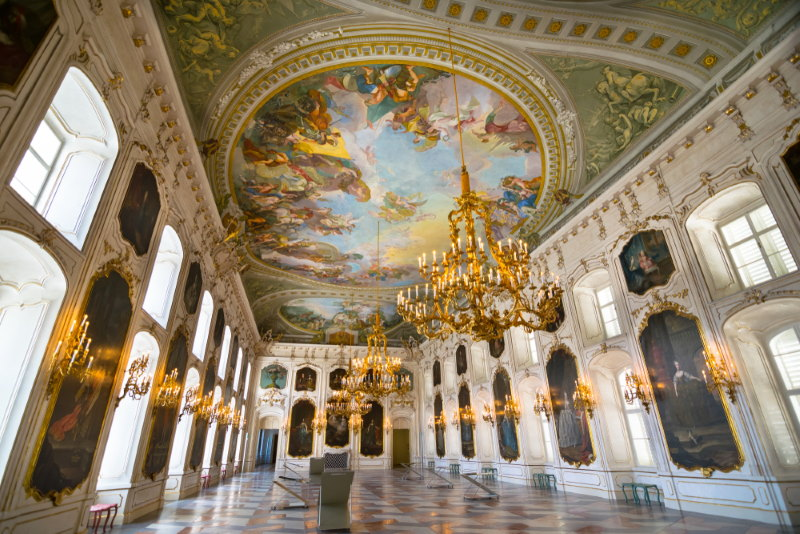 Hofburg binnenkant