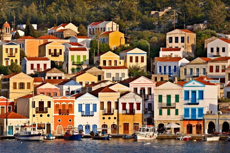 Kastelorizo grieks eiland